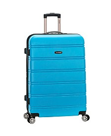 "Rockland 28"" Hardside Dual Wheel Luggage"