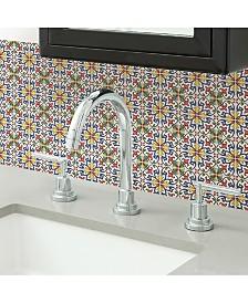 Tuscan Tile Peel And Stick Backsplash Tiles