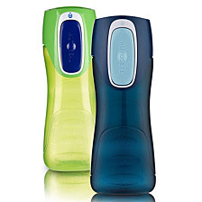 Contigo 2-Pc. Kids Autoseal Trekker Water Bottles