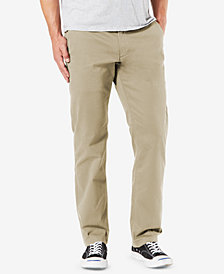 Dockers Men's Big & Tall Original Khaki All-Seasons Tech Straight-Fit Khaki Pants