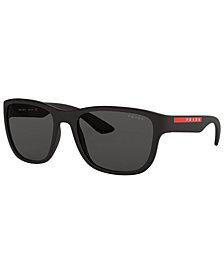 Prada Linea Rossa Sunglasses, PS 01US 59