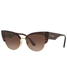 Dolce & Gabbana Sunglasses, DG4346 53