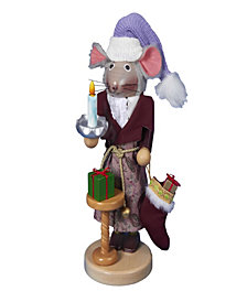 Kurt Adler Steinbach 16 Inch The Night Before Christmas Mouse Nutcracker Signed