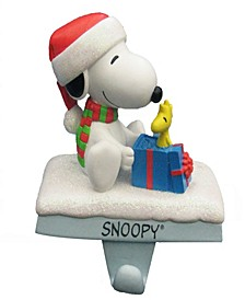 4.6-Inch Snoopy and Woodstock Stocking Holder