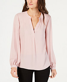 I.N.C. V-Neck Top, Created for Macy's