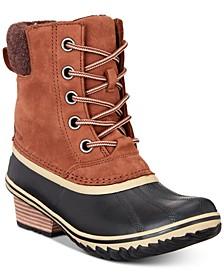 Women's Slimpack Lace II Waterproof Boots