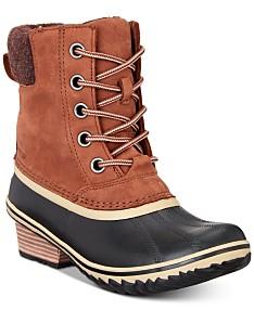 ff0de6c86ca Waterproof Women's Boots - Macy's