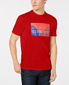 A|X Armani Exchange Men's Envelope Logo Print T-Shirt, Created for Macy's