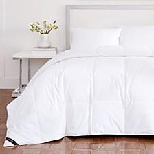 Royalty 233  Thread Count Cotton Allergen Barrier Down Alternative Comforter - King