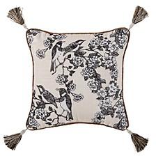 "Philomena Fashion 16"" x 16"" Collection Decorative Pillow"