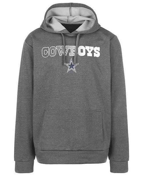 Authentic NFL Apparel Men s Dallas Cowboys Aristo Hoodie - Sports ... 346eae631