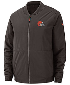 Nike Men's Cleveland Browns Bomber Jacket