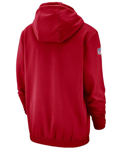 official photos 950da cc620 Nike Men's Buffalo Bills Sideline Player Local Therma Hoodie ...