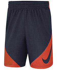 Nike Men's Illinois Fighting Illini Hybrid Shorts