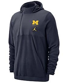 Jordan Men's Michigan Wolverines Therma Sphere Max Jacket