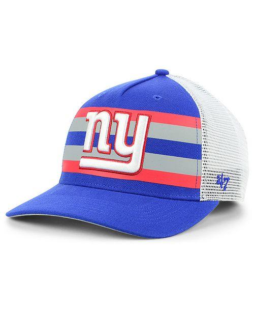 47 Brand New York Giants Team Stripe Mvp Cap Reviews