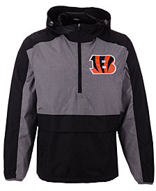 G-III Sports Men's Cincinnati Bengals Leadoff Lightweight Jacket