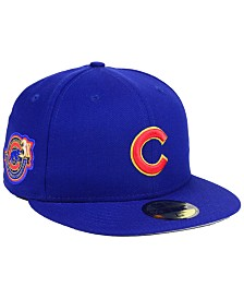 New Era Chicago Cubs Trophy Patch 59FIFTY FITTED Cap
