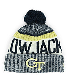 New Era Georgia-Tech Sport Knit Hat