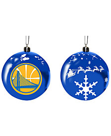 """Memory Company Golden State Warriors 3"""" Sled Glass Ball"""