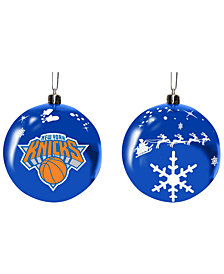 "Memory Company New York Knicks 3"" Sled Glass Ball"