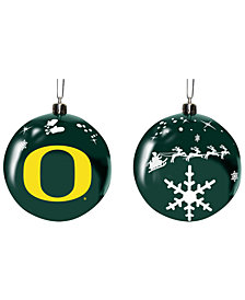 "Memory Company Oregon Ducks 3"" Sled Glass Ball"