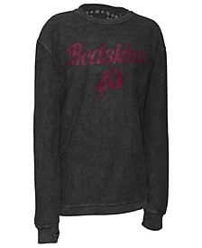 Women's Washington Redskins Comfy Cord Top