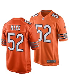 Nike Men's Khalil Mack Chicago Bears Game Jersey