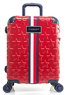 "Tommy Hilfiger Starlight Hardside 21"" Upright"