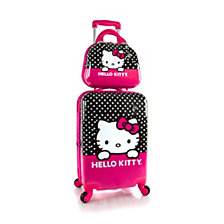 Heys Hello Kitty 2PC Luggage Set