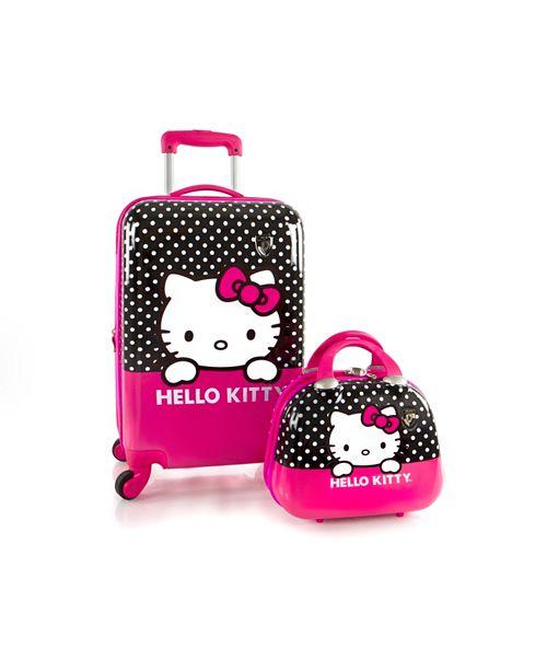1289cd954 Heys Hello Kitty 2PC Luggage Set & Reviews - Luggage - Macy's