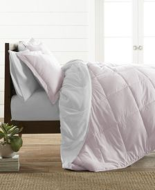 Restyle your Room Reversible Comforter Set by The Home Collection, Queen/Full