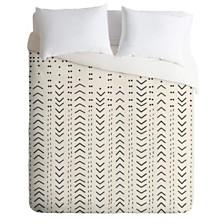 Deny Designs Iveta Abolina Mud Cloth Inspo VIII Queen Duvet Set