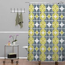 Heather Dutton Othello Shower Curtain