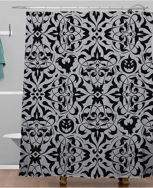 Deny Designs Heather Dutton Gothique Shower Curtain
