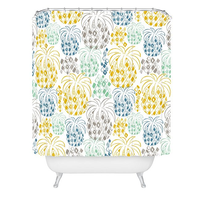 Deny Designs Heather Dutton Juicy Shower Curtain