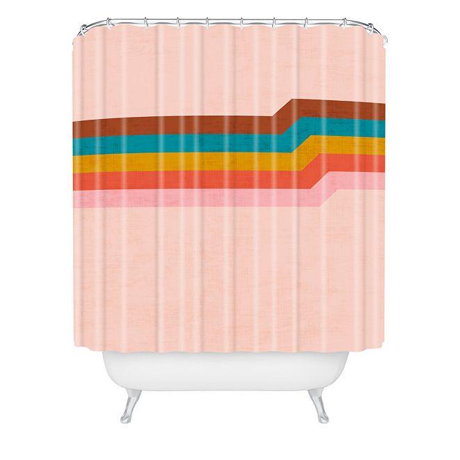 Deny Designs Holli Zollinger Aazura Shower Curtain