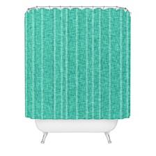 Holli Zollinger Linen Marina Shower Curtain