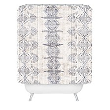 Holli Zollinger French Linen Eris Shower Curtain