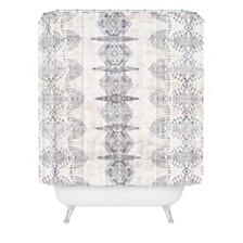 Deny Designs Holli Zollinger French Linen Eris Shower Curtain