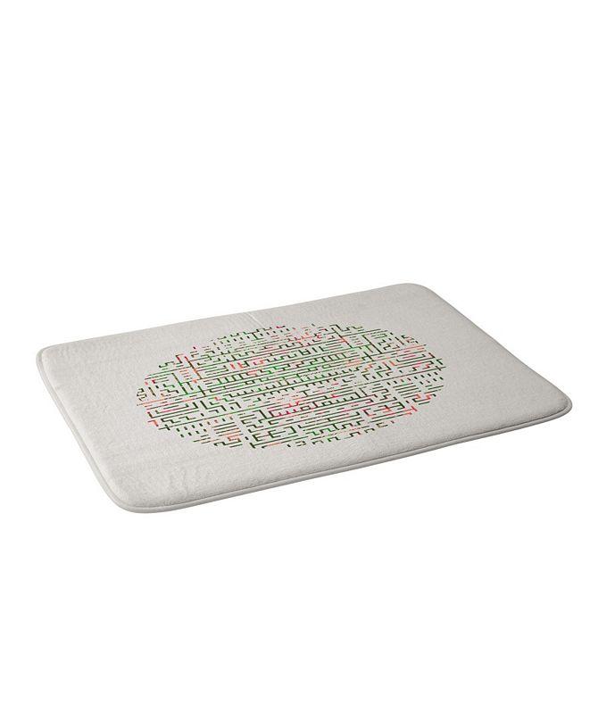 Deny Designs Holli Zollinger Ultima Bath Mat