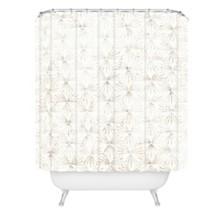Deny Designs Holli Zollinger Sunburst Light Shower Curtain