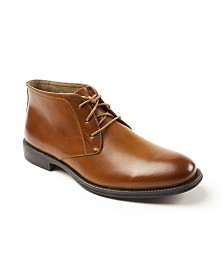 Deer Stags Men's Water Resistant Desert Chukka Boot