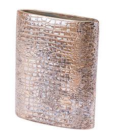 Ikat Md Cylinder Vase Multicolor