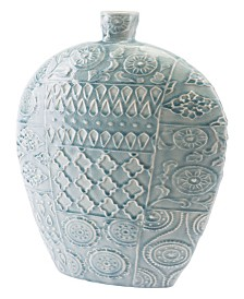 Zuo Medallion Large Vase