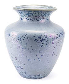 Zuo Crystal Blue Tall Vase