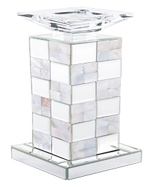 CLOSEOUT! Zuo  Squares Small Candle Holder