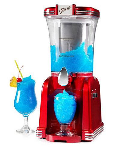 Nostalgia 32-Ounce Retro Slush Drink Maker