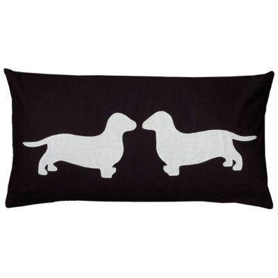 "11"" x 21"" Animal Print Poly Filled Pillow"