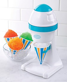 Nostalgia Electric Shaved Ice & Snow Cone Maker